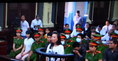 Vụ nổ bom xăng khủng bố ở sân bay Tân Sơn Nhất được đưa ra xét xử