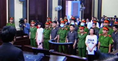 Xét xử nhóm khủng bố chống chính quyền nhân dân