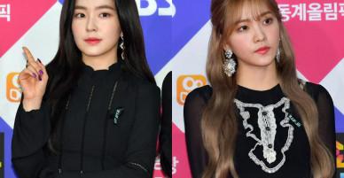 Sao Hàn đeo ruy băng màu đen trên thảm đỏ tưởng nhớ Jong Hyun