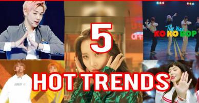5 điệu nhảy Kpop gây bão được bắt chước nhiều nhất 2017