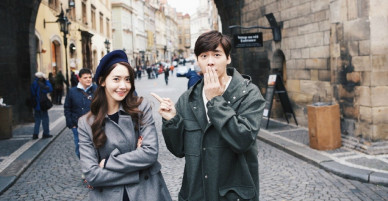 MV của cặp đôi nhan sắc nghịch thiên Yoona – Lý Dịch Phong bị đào mộ và gây sốt