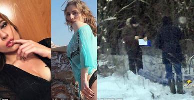 Nga: Phát hiện xác cô gái xinh đẹp lõa thể trong rừng