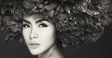 Tăng Thanh Hà, Phạm Hương và dàn sao chụp ảnh bán nude
