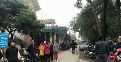 Vụ thảm sát 3 người tại Thanh Hoá: Nghi phạm là người hiền lành, chăm chỉ