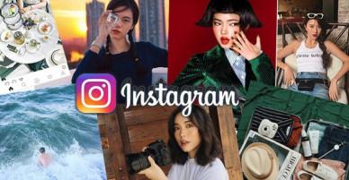 Muốn biết giới trẻ Việt đang có gì hay ho, cứ mở Instagram ra là biết!