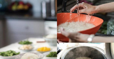 Đừng dùng nước máy để nấu, áp dụng ngay mẹo đơn giản này để cơm trắng ngon và giàu dưỡng chất hơn