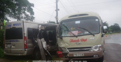 Ngày cuối cùng của năm 2017, 19 người chết vì tai nạn giao thông