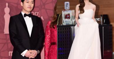 """Thảm đỏ MBC Drama Awards hội tụ 30 sao khủng: """"Rắn độc"""" Hyoyoung cúi người khoe ngực đồ sộ, chấp hết dàn mỹ nhân hạng A"""