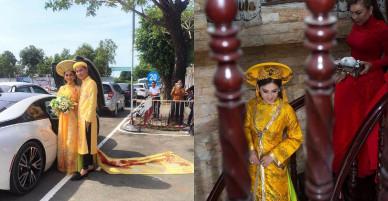 Loạt váy cưới lộng lẫy của Lâm Khánh Chi, mỹ nhân Việt khó vượt qua