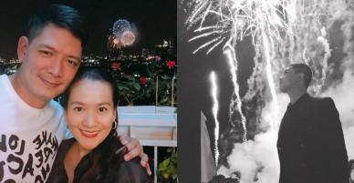 Sau tất cả, vợ chồng Bình Minh cùng đón năm mới, Tim – Trương Quỳnh Anh 'mỗi người một ngả'