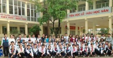 250 giải thưởng quốc tế của một trường không chuyên