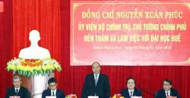 Thủ tướng: Tự chủ đại học phải được mở rộng hơn và thực chất hơn