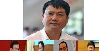 Vụ ông Đinh La Thăng: Những ai liên quan bị tách hồ sơ để điều tra?