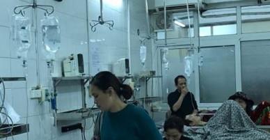 Bà mẹ 23 tuổi bị vỡ nát xương chậu trong vụ nổ ở Bắc Ninh