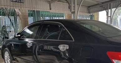"""Chủ tịch huyện Quốc Oai """"mất tích"""": Gửi ô tô để đi thăm con (?)"""