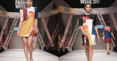 Hà Tăng, Thanh Hằng là những 'chị đại' xuất hiện trong các bộ sưu tập 'hot' nhất 2017