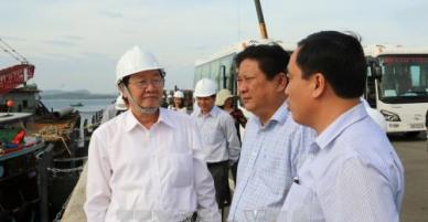 Khảo sát về đề án thành lập Đơn vị hành chính - kinh tế đặc biệt Phú Quốc