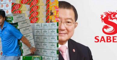 Những thương vụ M&A đình đám của tỷ phú Thái thâu tóm Sabeco