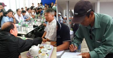 Sau đối thoại, BOT Ninh An miễn phí cho xe loại 1 ở Ninh Hòa từ 5.1