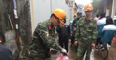 Vụ nổ ở Bắc Ninh: Thành lập các chốt trực kiểm soát các xe vận chuyển, mua bán phế liệu