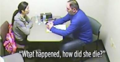 Mẹ mặt lạnh, thừa nhận đánh chết con gái 5 tuổi vì không nghe lời