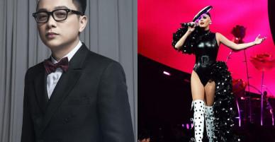 NÓNG: Sau Katy Perry và Rihanna, lại một ca sĩ quốc tế nữa chọn đồ Công Trí biểu diễn