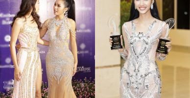 Sau hiểu lầm đá váy, Mâu Thuỷ – Thu Trang thân thiết chụp ảnh cùng nhau