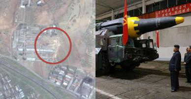 Tên lửa Triều Tiên rơi trúng và phát nổ trong thành phố 200.000 dân?
