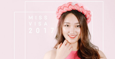 Nhan sắc top 8 nữ du học sinh Việt xinh đẹp nhất Nhật Bản 2017