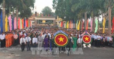 Bình Phước kỷ niệm 43 năm Ngày giải phóng Phước Long
