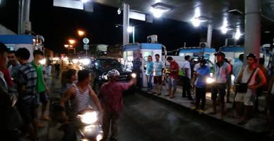 Trạm thu phí Sông Phan đề xuất giảm giá vé cho chủ phương tiện trong khu vực