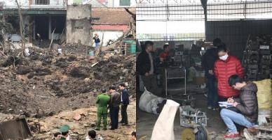 Vụ nổ lớn ở Bắc Ninh: Những chuyến xe chở đạn… trong đêm!