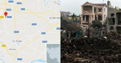 Vụ nổ ở Bắc Ninh: 'Xưởng ông Tiến từng nổ chết người hơn 10 năm trước'