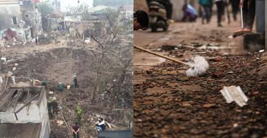 Vụ nổ ở Bắc Ninh: Rải muối lên đầu đạn nguy hiểm cỡ nào?