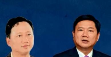 Con số đáng chú ý trong phiên xử ông Đinh La Thăng và Trịnh Xuân Thanh