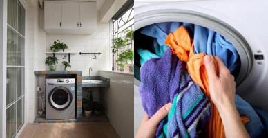 """Máy giặt nhanh thành """"phế liệu"""" vì thói quen dùng sai cách của chị em"""