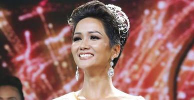 Câu hỏi lớn nhất đêm nay: Tên Hoa hậu Hoàn vũ HHen Niê đọc sao cho đúng?