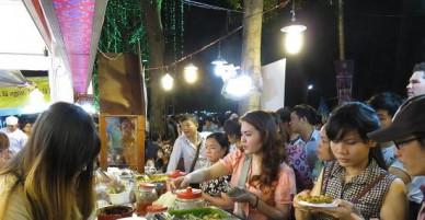 Hàng trăm món ngon thế giới quy tụ tại TP Hồ Chí Minh