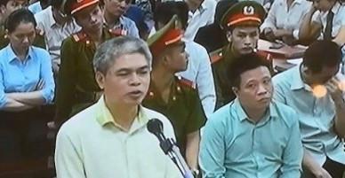 Bị cáo Nguyễn Xuân Sơn: Chỉ đạo của ông Đinh La Thăng là mệnh lệnh