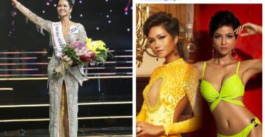 Cư dân mạng quốc tế nói gì về tân Hoa hậu Hoàn vũ Việt Nam 2017 H'Hen Niê?