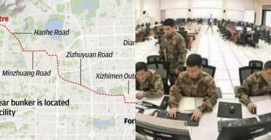 """Điều ít biết về hầm trú ẩn """"Ngày tận thế"""" của lãnh đạo Trung Quốc"""