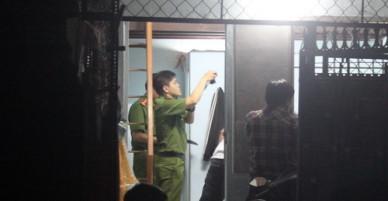 Một cảnh sát giao thông Đồng Nai xông vào nhà trọ bắn chết người