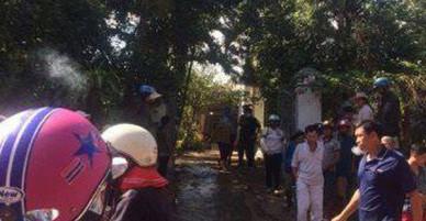 Thất kinh phát hiện 2 vợ chồng chết trong ngôi nhà còn bật tivi, nghi bị sát hại cướp tài sản