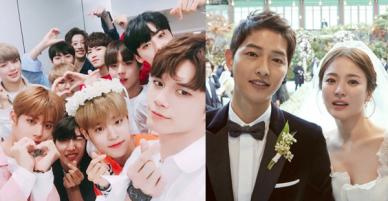 Ngôi sao quảng cáo của Hàn Quốc 2017: Wanna One là nhóm nhạc duy nhất, Song Song mất hút giữa dàn sao quyền lực