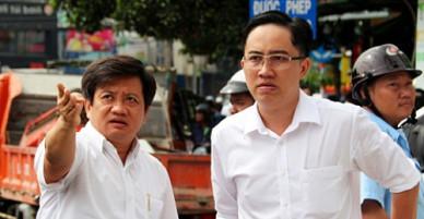 Sở Nội vụ TP.HCM sẽ gặp riêng ông Đoàn Ngọc Hải vì đơn xin từ chức