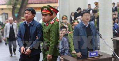 Vụ xử ông Đinh La Thăng: Luật sư đề nghị cách ly bị cáo khi xét hỏi