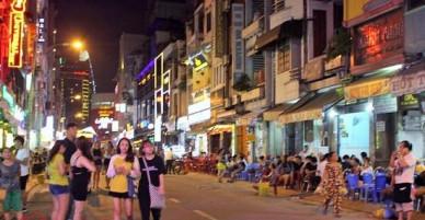 TP Hồ Chí Minh có thêm 2 phố đi bộ trong dịp Tết Nguyên đán 2018