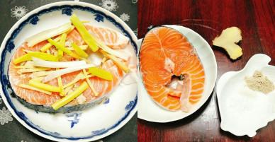 [Chế biến] – Ruốc cá hồi nhà làm ngon thế này bảo sao người già, trẻ nhỏ đều thích mê