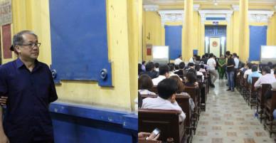 Đại gia Trần Bắc Hà vắng mặt trong phiên xử Phạm Công Danh