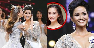 Giám khảo nói gì khi Hoa hậu Hoàn vũ H'Hen Niê bị chê trả lời lạc đề?